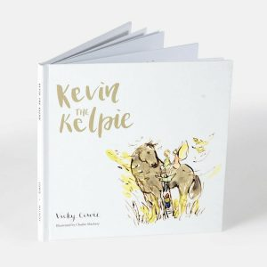 Kevin the Kelpie by Vicky Cowie