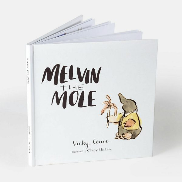 Melvin the Mole by Vicky Cowie