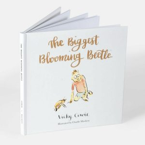 The Biggest Blooming Beetle by Vicky Cowie